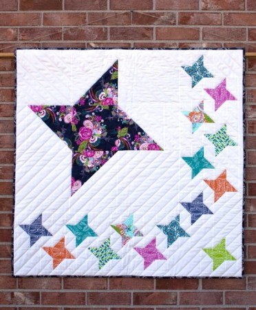 Top US quilting blog and shop, Seams Like a Dream Quilt Designs, shares about different star blocks!
