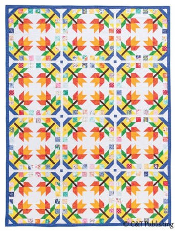 Charm Quilt, Picturesque