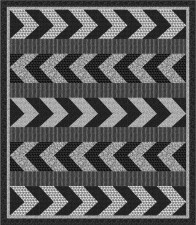 Quilt using Urban Scandinavian fabric