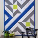 Guild fun and a modern quilt