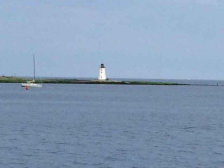 lighthouse in Bridgeport