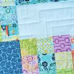 Summer is flying by, turning leaves and new quilts