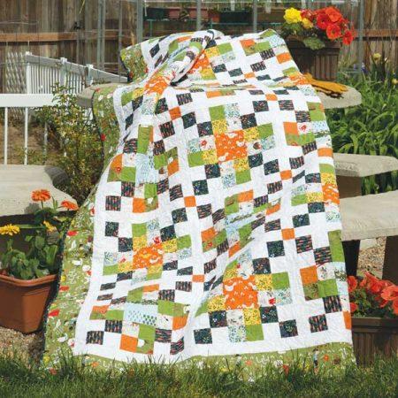 gardening quilt