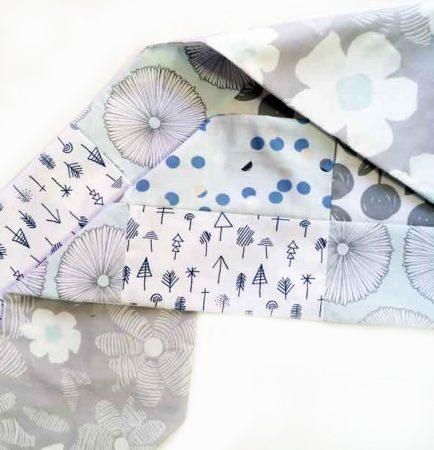 Kozy Q in Lagom fabrics