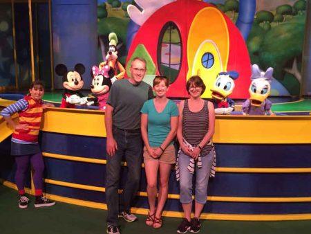 Scott- where are you? We met the Disney Junior gang!