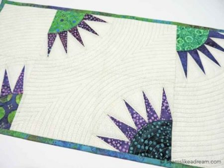 quilting with aurifil thread