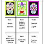Fiesta de Azucar- Skull #4