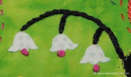 sugar skull flowers