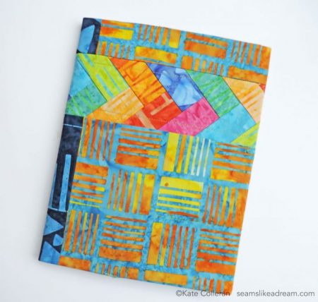 Jot It Down Notebook Cover by Kate Colleran