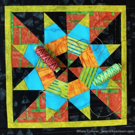 Paper Piecing Quilt – Love it or Hate it?