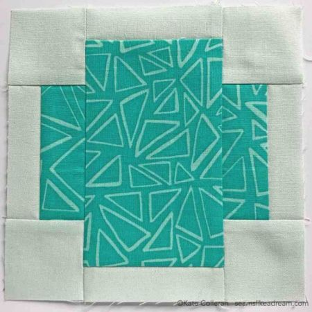 100 Quilt Blocks in 100 Days featured by top US quilting blog and shop, Seams Like a Dream Quilt Designs: City Sampler block