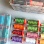 Creative Spaces Blog Hop Week 5- thread and buttons- oh my!