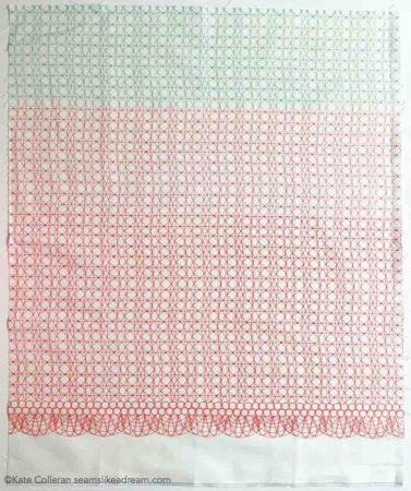 gradation fabric
