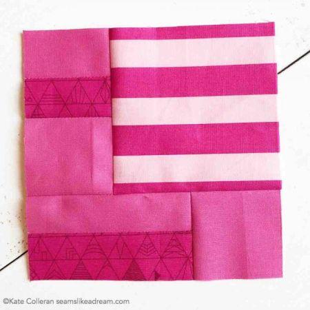 pink modern block