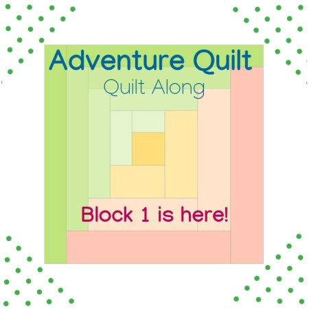 The Adventure Quilt ... a Road Trip Quilt Along Project, featured by top US quilting blog and shop, Seams Like a Dream Quilt Designs.