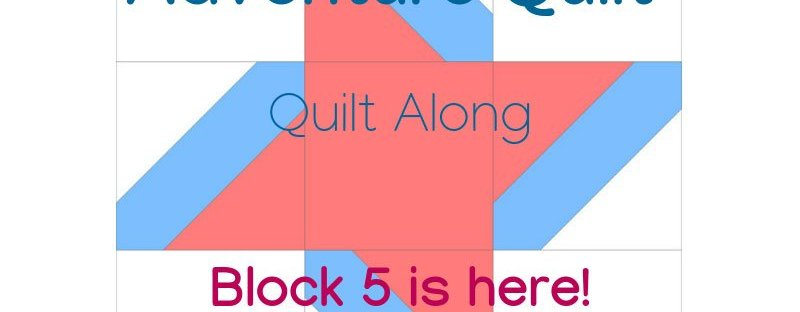 Adventure Quilt Along Block 5 featured by top US quilting blog and shop, Seams Like a Dream Quilt Designs