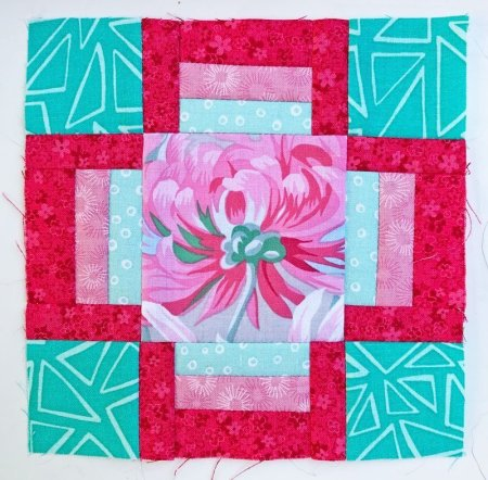 Tula Pink City Sampler featured by top US quilting blog and shop, Seams Like a Dream Quilt Designs
