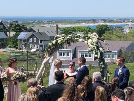 Block Island Wedding at the Atlantic Inn