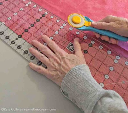 Exploring the Basics: the 6 Top Tips for Cutting Fabric featured by top US quilting blog Seams Like a Dream Quilt DesignsTips for Cutting Fabric featured by top US quilting and sewing blog and shop, Seams Like a Dream Quilt Designs: