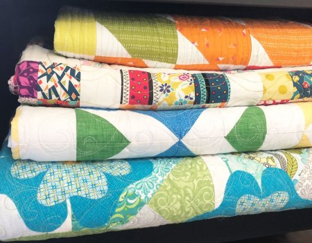 Exploring Quilting Basics: Batting and Backing a Quilt