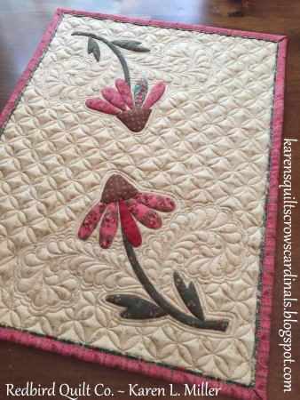 Luminous Quilt Along Project: Guest Blogger Karen Miller featured on top US quilting blog, Seams Like a Dream Quilt Designs