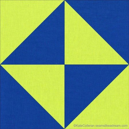How to make a four patch quilt block, tips featured by top US quilting blog and shop, Seams Like a Dream Quilt Designs