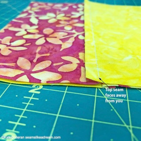 Exploring the Basics: Strip Piecing Quilt Patterns, by top US quilting and sewing shop, Seams Like a Dream Quilts, shares their top 3 tips for strip piecing your quilt!