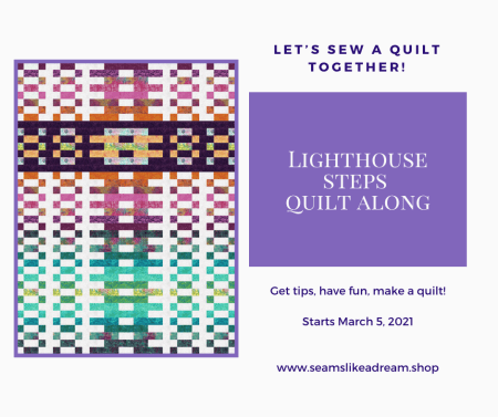 New year, new quilt patterns, featured by top US quilting blog and shop Seams Like a Dream Quilt Designs, shares plans for 2021!