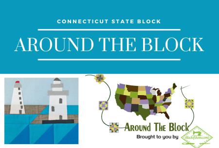 State Quilt Blocks Tour: Connecticut