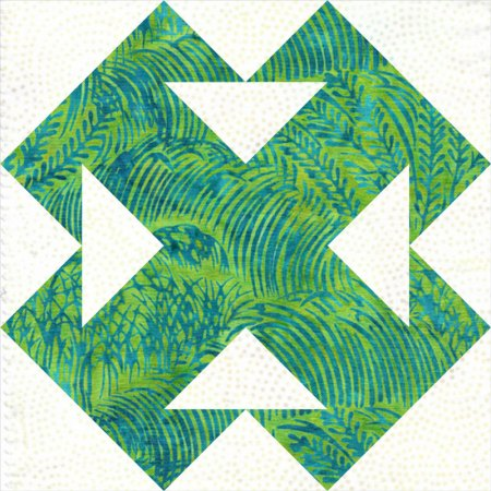 Top US quilting blog and shop, Seams Like a Dream Quilt Designs, shares about the Double T Quilt block!