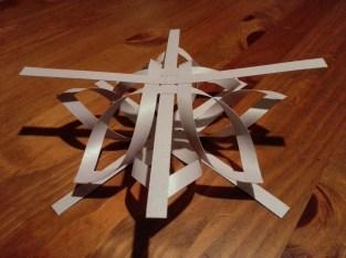 3D kerstster
