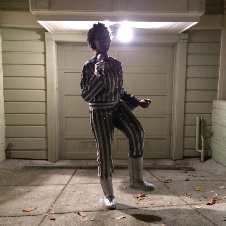 Micheal Jackson Rock with You Light