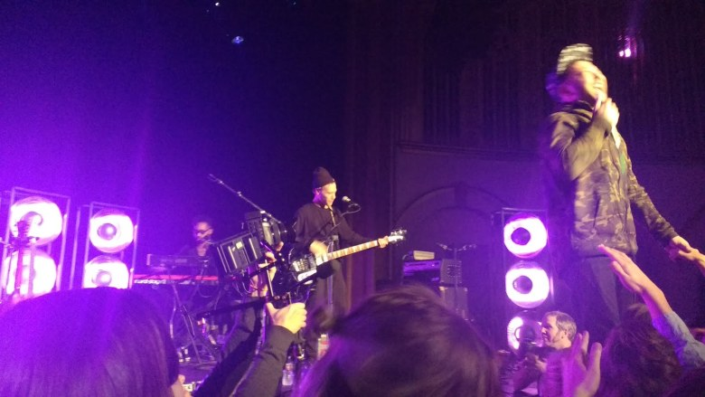 Unknown Mortal Orchestra Performing Stage or Screen