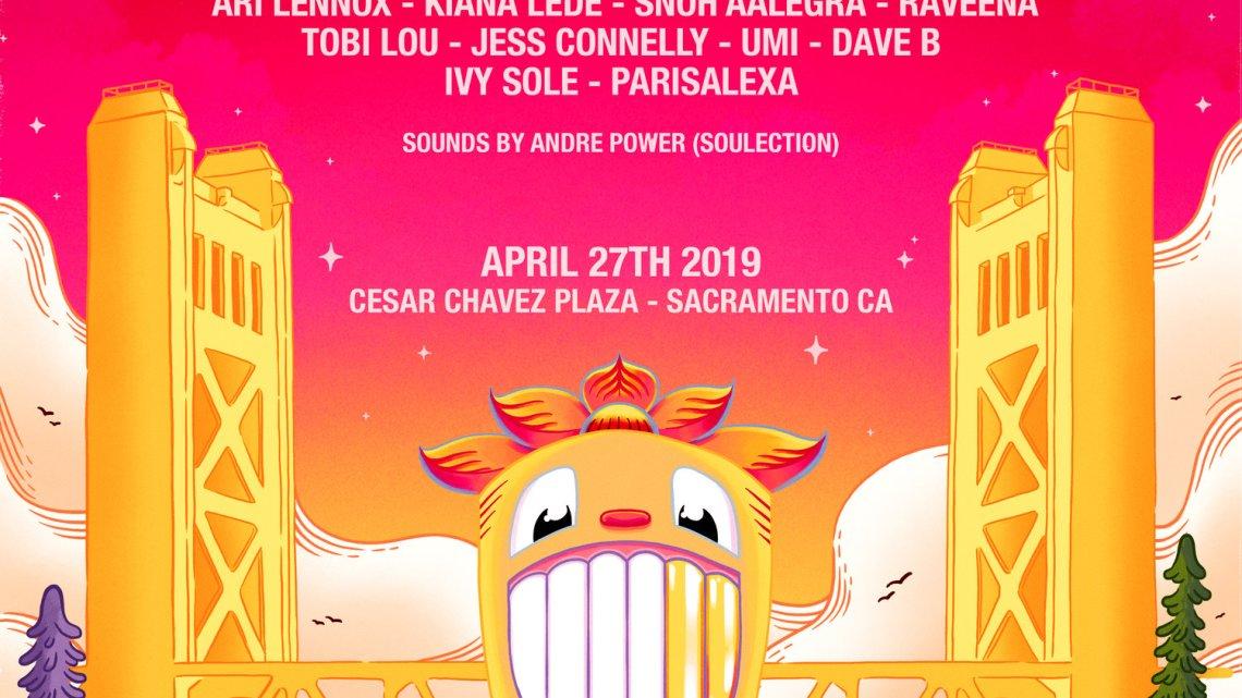 Sol Blume Festival 2019 Lineup