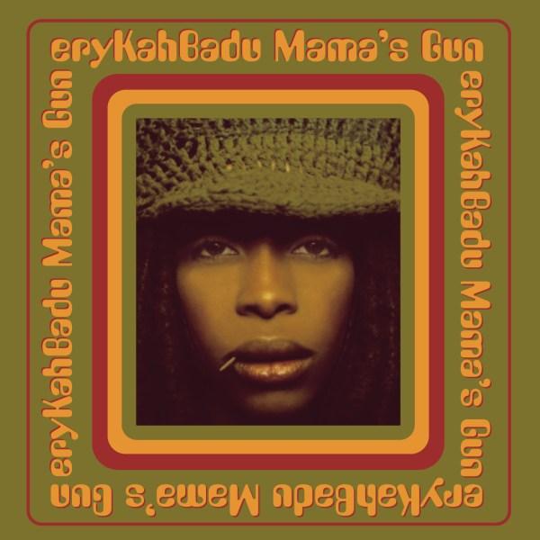 Mama's Gun Album Cover