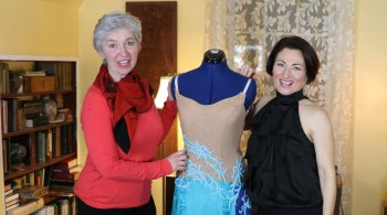 Learn to make competition ballroom, country and skate dresses. Online sewing courses available for all skill levels.