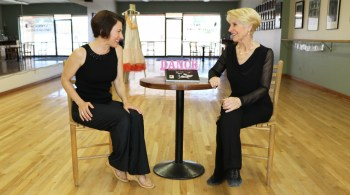 Interview Dancesport judge, Jenell Maranto, about women's ballroom costumes