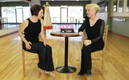 Interview Dancesport judge, Jenell Maranto, about women's ballroom costumes