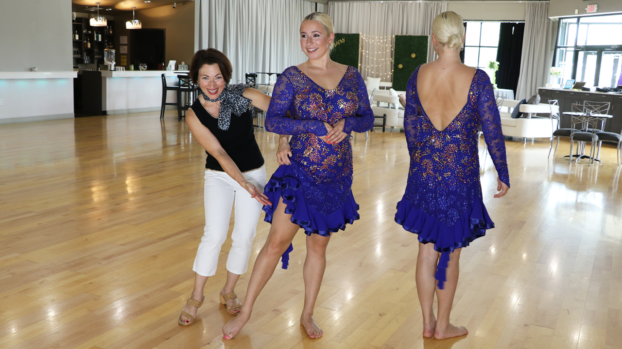 Stretch lace for Latin, Country or Ice Dance dress
