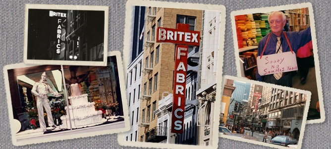 history of britex fabrics in san francisco