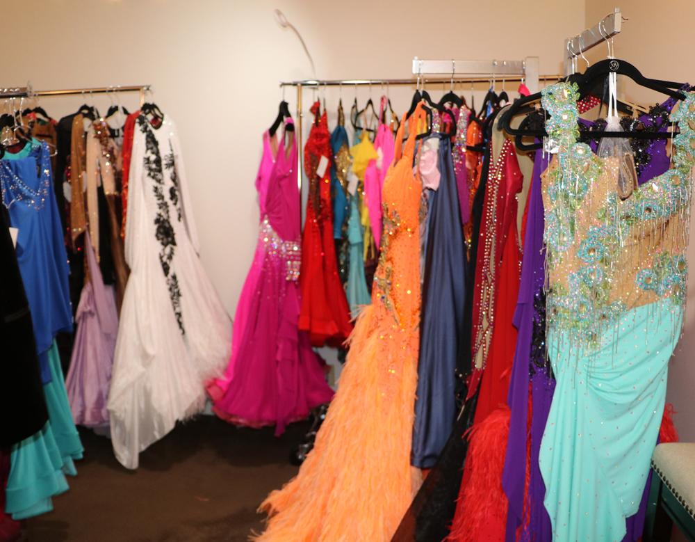 Ballroom Dance Dress Consignment & Boutique Store