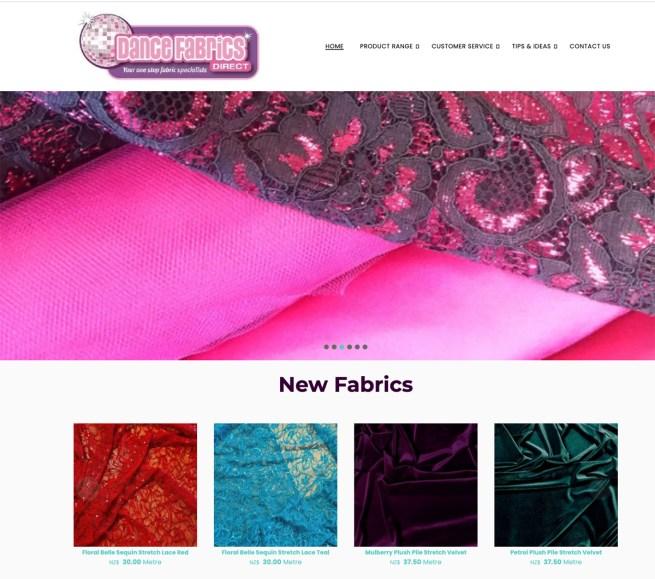 Dance fabrics direct in new zealand fabric store