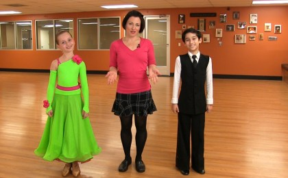 Lazar's boys youth latin dance costume