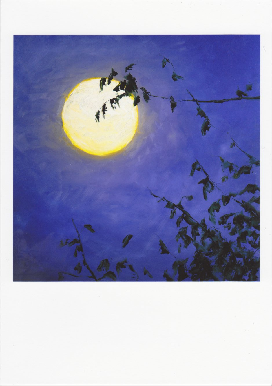 Full Moon II (Print)