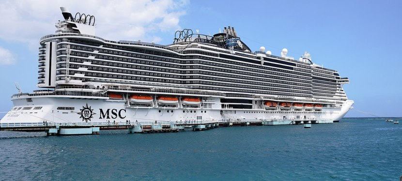 The MSC Seaside is the Ship to Beat in 2018.