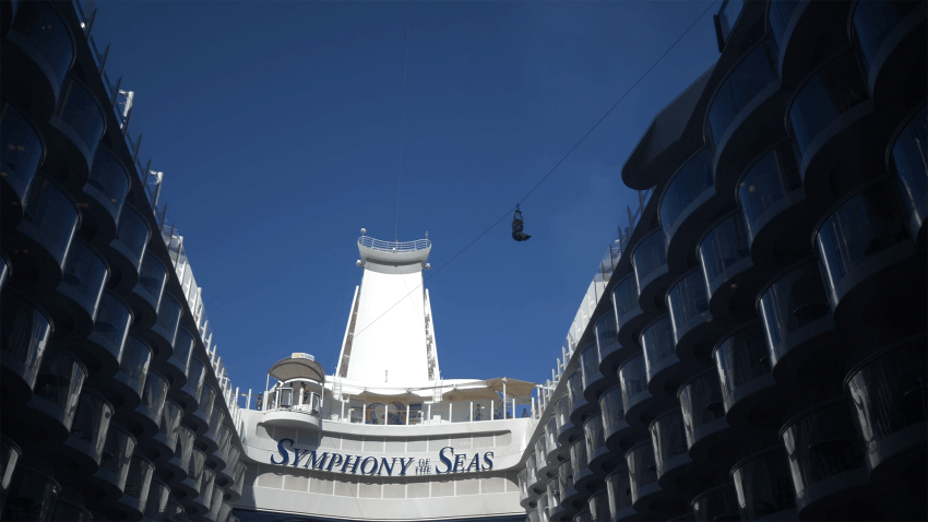 Sean and Stef's Ultimate Guide to the Royal Caribbean Symphony of the Seas