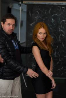 Sean Archer Photography con Evgenia Vaydilaeva - Photo: Jean Christophe B Photos