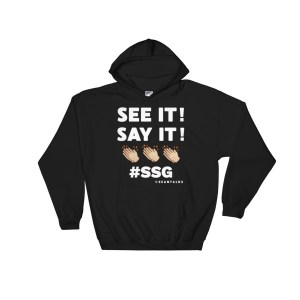 SSG 3 CLAPS HOODIE