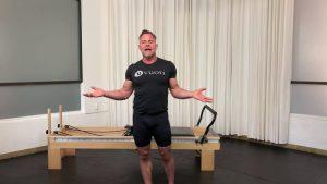 Breaking down movement - Progressive Pilates Workshop
