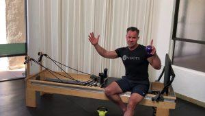 Cueing for abdominal engagement - Progressive Pilates Workshop